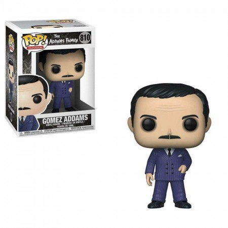Funko Pop The Addams Family: Gomes Addams-The Addams Family-810