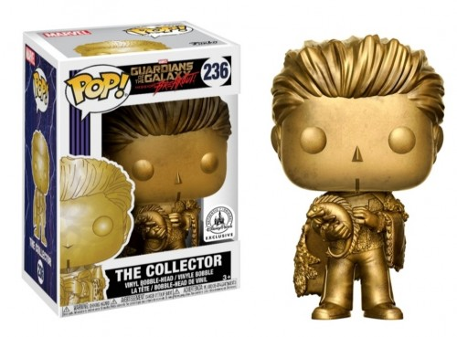 Funko Pop The Collector (disney Parks), Guardians Of The Galaxy 236-Guardians Of The Galaxy-236
