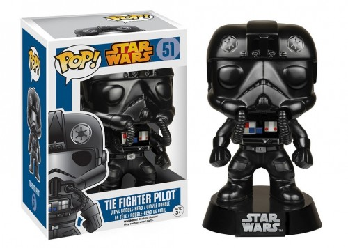 Funko Pop The Fighter Pilot Star Wars-Star Wars-51