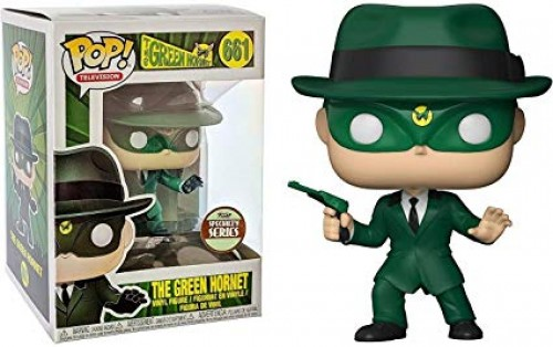Funko Pop The Green Hornet-The Green Hornet-661
