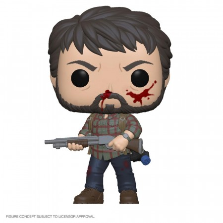 Funko Pop The Last Of Us Joel Exclusivo Gamestop-The Last of Us-1