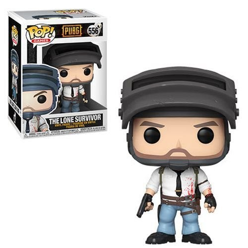 Funko Pop The Lone Survivor Pubg - Pubg - #556