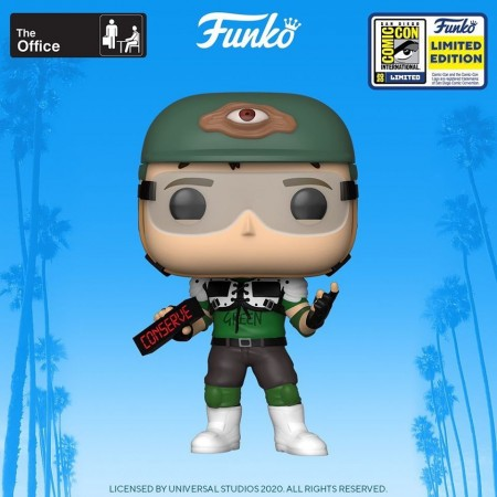 Funko Pop The Office - Recyclops Exclusivo Sdcc 2020-The Office-1