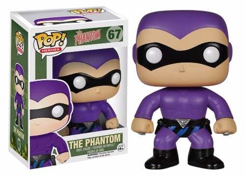 Funko Pop The Phantom-the phantom-67