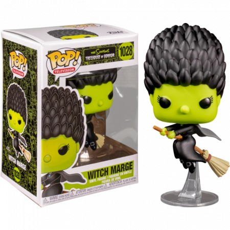 Funko Pop The Simpsons Witch Marge-The Simpsons-1028