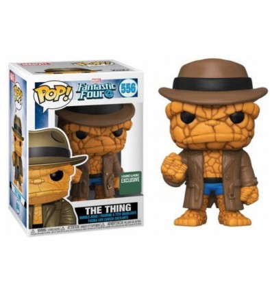 Funko Pop The Thing Exclusive-Fantastic Four-556