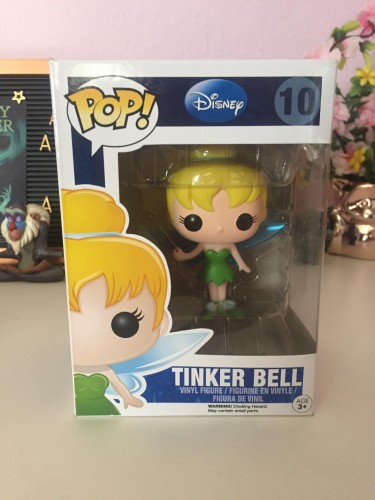 Funko Pop Tinker Bell-Peter Pan-10