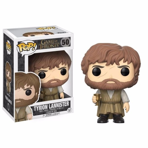 Funko Pop Tyrion Lannister Got-Game of Thrones-50