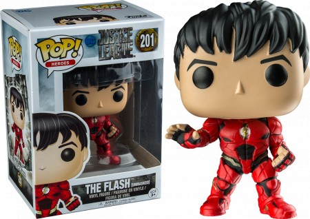 Funko Pop Unmasked Flash-The Office-201