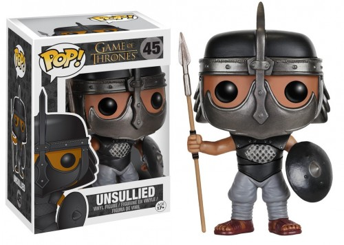 Funko Pop Unsullied Got-Game of Thrones-45