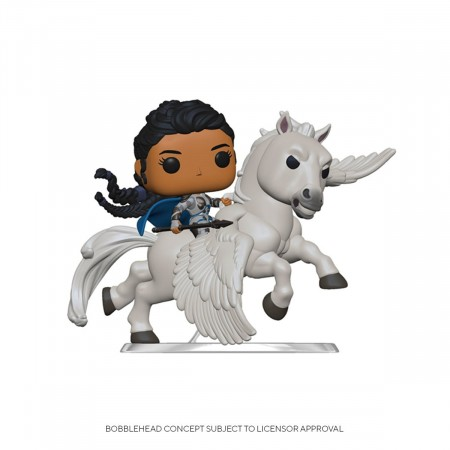 Funko Pop Valkyrie On Horse-Avengers Endgame-100