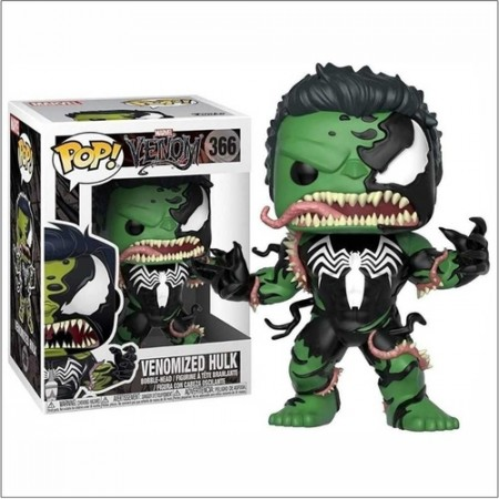 Funko Pop Venomized Hulk-Marvel Comics-366