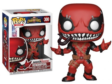 Funko Pop Venompool-Contest of Champions-300