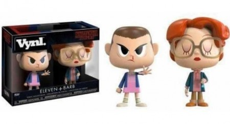 Funko Pop Vinyl  Eleven + Barb: 2 Pack-Stranger Things-2