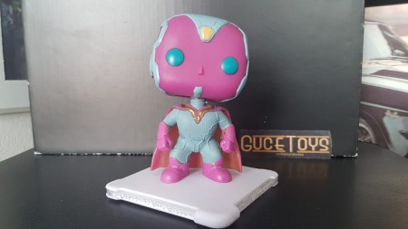 Funko Pop Vision - #71 (loose)-Avengers Age Of Ultron-71