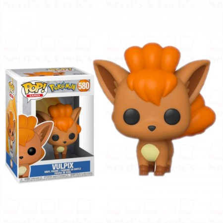 Funko Pop Vulpix-Pokemon-580