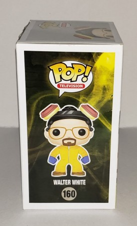 Funko Pop Walter White Exclusive Comic Con - Breaking Bad - #160