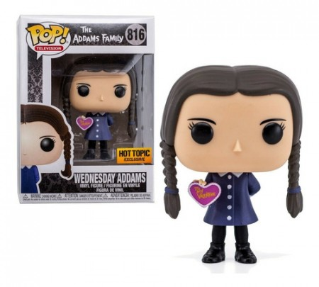 Funko Pop Wednesday Vandinha Original-Familia Addams-816