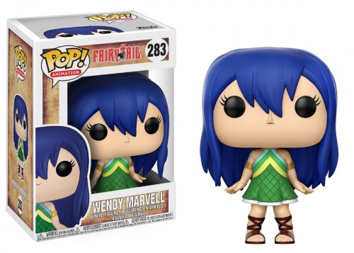 Funko Pop Wendy Marvell Fairy Tail-Fairy Tail-283