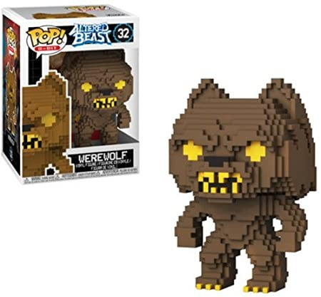 Funko Pop Werewolf 8-bit-Altered Beast-32