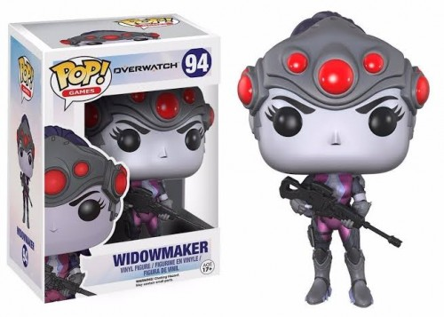 Funko Pop Widowmaker-Overwatch-94