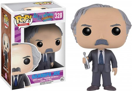 Funko Pop Willy Wonka Granpa Joe-willy wonka-328