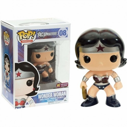 Funko Pop Wonder Woman-DC UNIVERSE-8