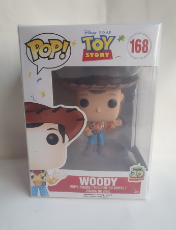Funko Pop Wood (toy Story) - Toy Story - #168