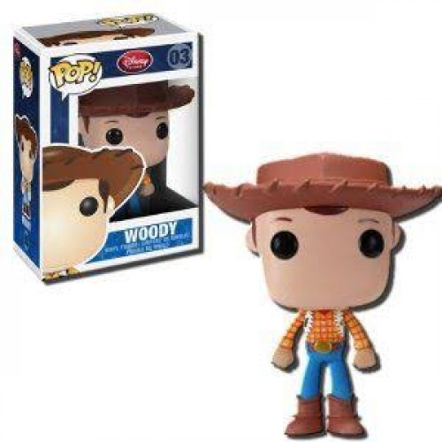 Funko Pop Woody - Toy Story - #3