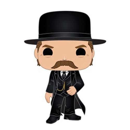 Funko Pop Wyatt Earp-Tombstone-100