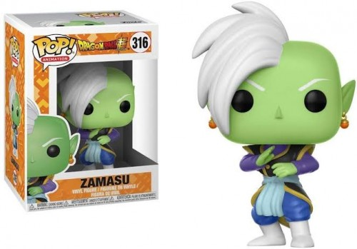 Funko Pop Zamasu-Dragon Ball-316