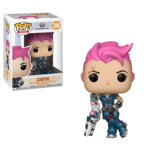 Funko Pop Zarya-Overwatch-306