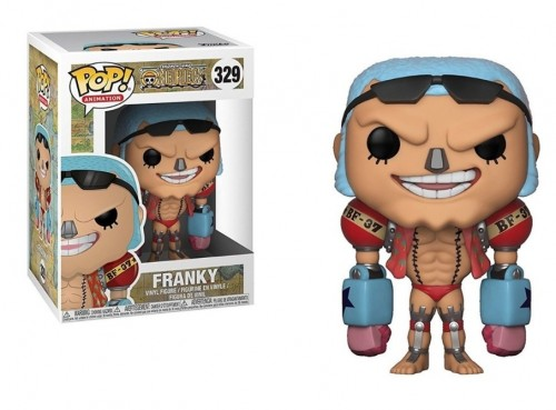 Funko Pop One Piece 2 Franky-One Piece-329