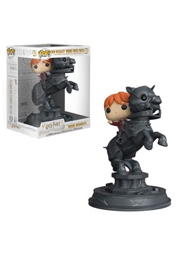 Funko Ride Ron Riding A Chess Piece-Harry Potter-82