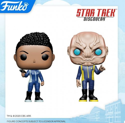 Funko Set Star Trek Discovery - 2 Pops-Funko-1