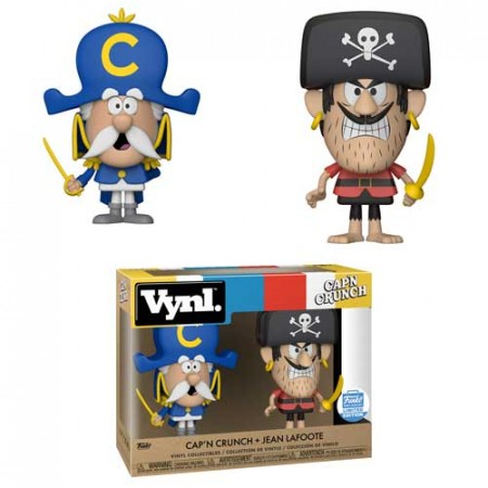 Funko Shop Exclusive Vynl Cap'n Crunch & Jean Lafoote-VYNL-1