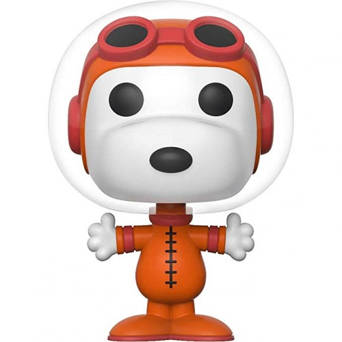 Funko Snoopy Astronauta Exclusivo Sdcc 2019-Snoopy-498