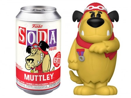 Funko Soda Muttley-Corrida Maluca-1