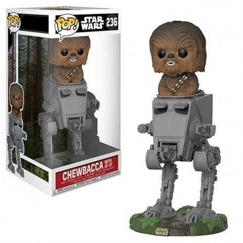 Funko Star Wars: Chewbacca With At-st-Stars Wars-236