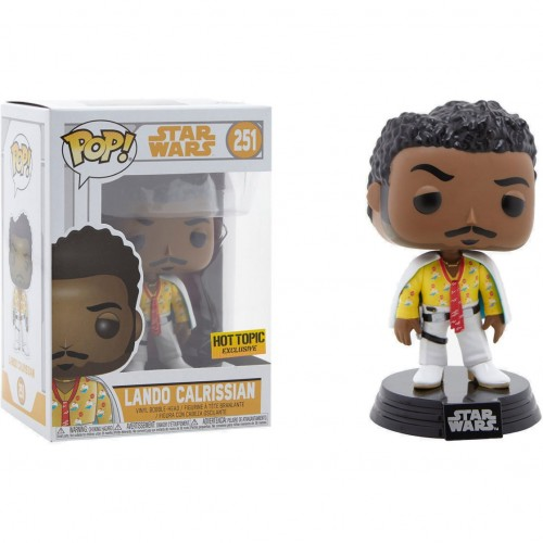 Funko Star Wars: Lando Calrissian - Stars Wars - #251