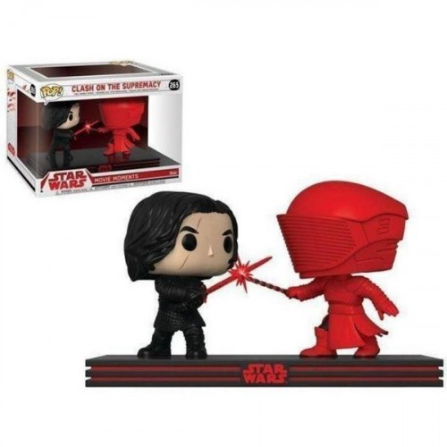Funko Star Wars: Movie Moments - Kylo Ren Vs Praetorion Guard Nº265 - Star Wars - #265