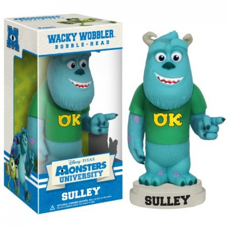 Action Figures Funko Sulley (monsters University)-Pixar-
