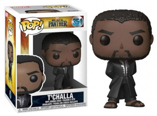 Funko T'challa-Black Panther-351
