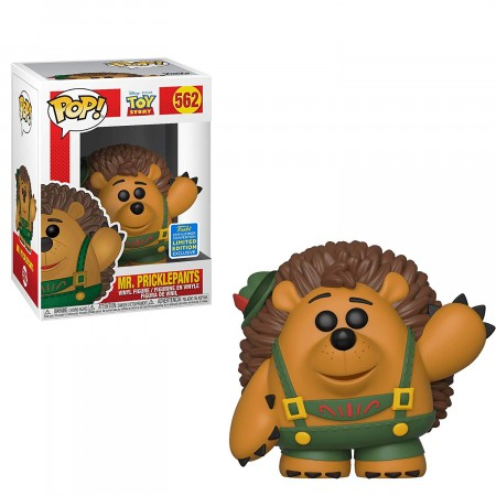 Funko Too Story - Mr.pricklepants - Sdcc 2019 Exclusive-Toy Story-562