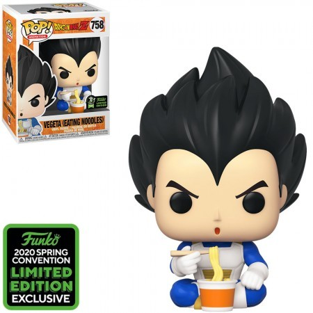 Funko Vegeta (eating Noodles)-dragon ball Z-758