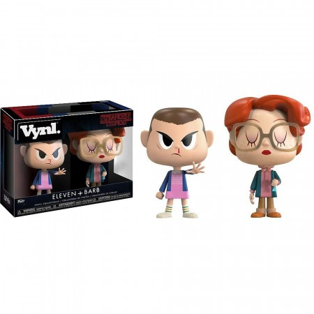 Funko Vynl Eleven + Barb-Stranger Things-1