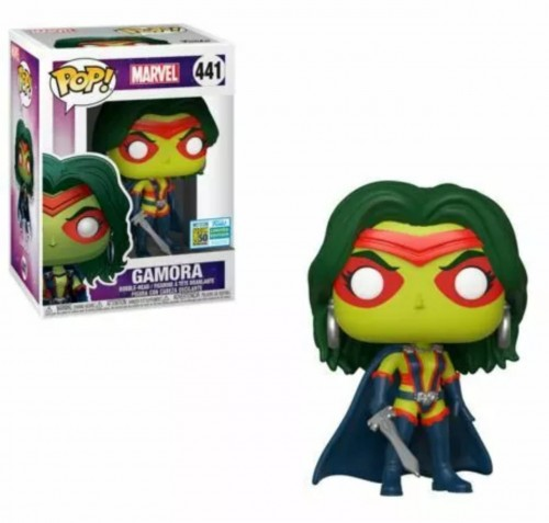 Funko Pop Gamora Sdcc 2019-Marvel Studios-441