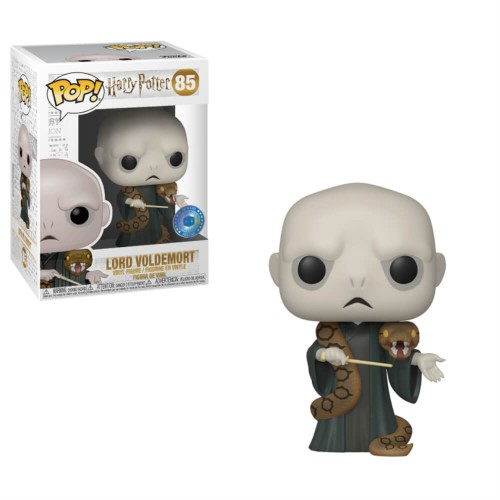 Funko Pop Harry Potter Voldemort Exclusivo Pop In A Box-Harry Potter-85