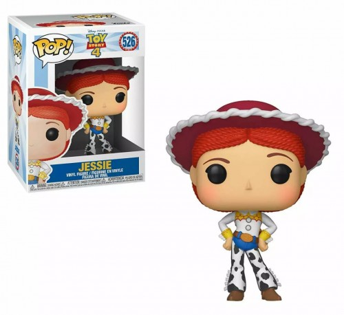 Funko Pop Jessie-Toy Story 4-526