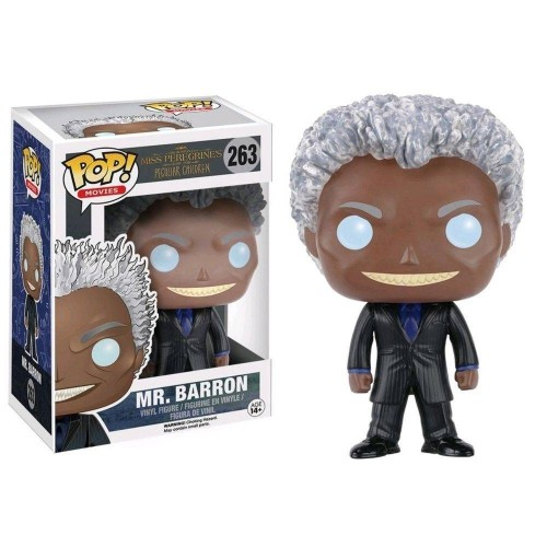 Funko Pop Mr Barron-Miss Peregrine and Peculiar Children-263